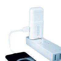 Cốc sạc tai nghe Bluetooth Iphone 2 cổng USB sạc nhanh 2.1A Remax RP - U32 Hàng chính hãng