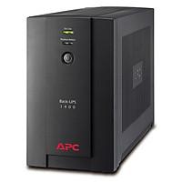 Bộ lưu điện: APC Back-UPS 1400VA, 230V, AVR, Universal and IEC Sockets - BX1400U-MS - Hàng Chính Hãng