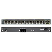 Thiết Bị Mạng Cisco WS-C2960+48TC-L - Hàng chính hãng