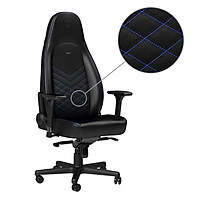 Ghế Gaming Noble Chair - Icon Series Black/Blue - Hàng...