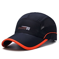 Mũ SPORTS OUTDOOR chất mềm mát nhẹ cho người chơi thể thao - nhiều màu