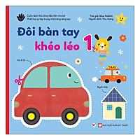 Đôi Bàn Tay Khéo Léo 1 - Tặng Kèm Chiếc Kéo An Toàn