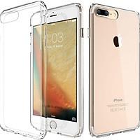 Ốp lưng bằng mica trong veo, cao cấp, cho iPhone 7 Plus