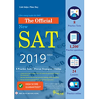 Cẩm Nang Luyện Thi SAT - The Official New SAT (2019 Edition)