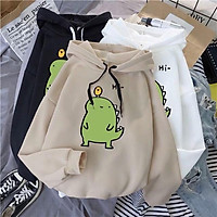 Áo hoodie khủng long Hi Y&V