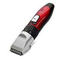 Tông đơ cắt tóc trẻ em chuyên nghiệp có sạc pin, dụng cụ máy hớt tóc cho bé  Kemei, đơn giản dễ sử dụng
