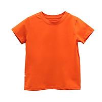 Áo Thun Bé Trai BabyloveGo Trơn Basic Chất Liệu Cotton Sợi Thoáng Mát Cho Bé Từ 8kg Đến 38kg