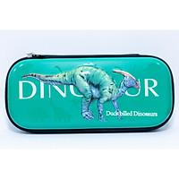 Bóp viết khủng long Mỏ vịt 3D cao cấp