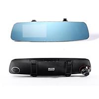 Camera Hành Trình Tích Hợp Gương Chiếu Hậu + Camera lùi Remax CX-03 - Hàng nhập khẩu