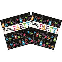 Combo 2 Xấp Khăn Giấy Ăn Trang Trí Bàn Tiệc Tissue Napkins Design Ti-Flair 371784 (33 x 33 cm) - 40 tờ