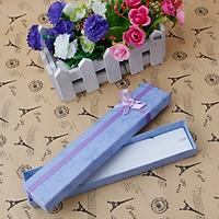 Set 5 hộp quà dài trưng bày đồng hồ-trang sức-Giao màu ngẫu nhiên