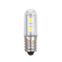Đèn LED Mini 7 Bóng Gắn Tủ Lạnh Đui E14 - Trắng Ấm (AC 220-240V, 3W)