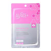Mặt Nạ Siêu Dưỡng Ẩm Nhật Bản Alface Aqua Moisture Sheet Mask Diamond Moisture, Dành Cho Da Khô Và Da Nhạy Cảm, Với 17 Loại Axit Amin, 14 Chiết Xuất Thảo Mộc, Bảo Vệ Và Nuôi Dưỡng Da
