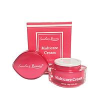 Kem dưỡng da làm mềm giúp giảm vết nứt da bụng lúc mang thai Sandra's Beauty Multicare Cream