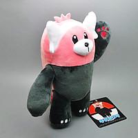 Gấu Bông Pokemon - Gấu Kiteruguma (28 Cm) Gb254 (Tặng 1 Móc Khóa Dây Da Pu Đính Đá Lấp Lánh Màu Ngẫu Nhiên)