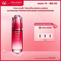 Tinh chất dưỡng da Shiseido Ultimune Power Infusing Concentrate 75ml
