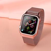 Dây đeo Apple Watch 4 nam châm USAMS US-ZB068 44mm - Hàng chính hãng
