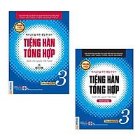 Combo Tiếng Hàn Tổng Hợp Dành Cho Người Việt Nam - Trung Cấp 3 (Phiên Bản Mới In Màu / Sách Gíao Khoa + Sách Bài Tập)