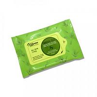 Miếng tẩy trang cao cấp trà xanh - Benew Make Up Remover Pads