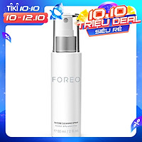 Xịt vệ sinh kháng khuẩn Foreo Silicone Cleaning Spray