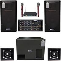 Bộ dàn âm thanh 4 tấc karaoke và nghe nhạc gia đình KPS - 9900 (CAO CẤP) (Chính Hãng)