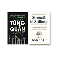 Combo Sách Tư Duy: Sức Mạnh Của Sự Túng Quẫn + Sức Mạnh Của Tĩnh Tại