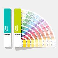 Bộ 2 cây bảng màu Pantone CMYK nhập khẩu Mỹ chính hãng - dùng trong thiết kế in ấn - 2.868 màu CMYK - GP5101A