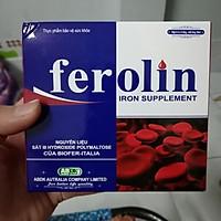 Thực phẩm bảo vệ sức khỏe FEROLIN