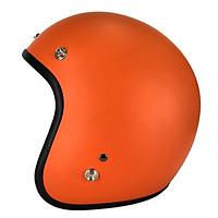 Mũ bảo hiểm 3/4 đầu chuyên phượt (Nhiều màu)