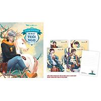 Hồ Sơ Tính Cách 12 Con Giáp - Bí Mật Tuổi Ngọ (Tặng Kèm Postcard)