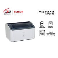 Máy in laser đơn năng Canon LBP2900 - Hàng chính hãng