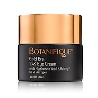 Kem Dưỡng Ẩm Tinh Chất Vàng 24K Trẻ Hóa Da Mắt - Gold Era 24k Eye Cream (Botanifique)