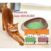 Cát đậu phụ Acropet cho Mèo - 100% đậu nành tự nhiên