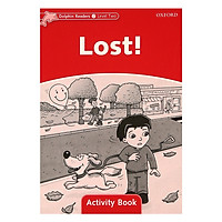 Dolphin Readers Level 2 Lost! Activity Book