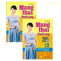 Mang Thai Thành Công - 280 Ngày Mỗi Ngày Đọc 1 Trang Tặng Kèm Audio