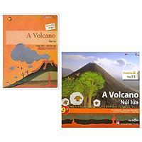 Combo All Story - A Volcano - Núi Lửa (Trình Độ 2 - Tập 11) (Bộ 2 Cuốn)