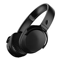 Tai nghe Bluetooth Wireless Chụp Tai Skullcandy RIFF - Đen - Hàng Chính Hãng