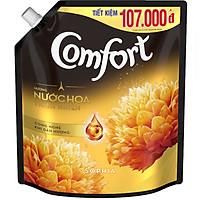 Nước Xả Vải Comfort Hương Nước Hoa Thiên Nhiên Sophia (2.4L)