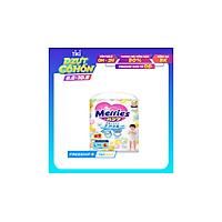 Bỉm - Tã quần Merries cộng miếng size L 44+6 miếng (Cho bé 9~14kg)