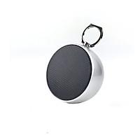 Loa Bluetooth Mini GUTEK BS-02 Vỏ Kim Loại,  Nghe Nhạc Cầm Tay Không Dây, Âm Thanh Chất Lượng Bass Cực Hay, Có Móc Treo Tiện Lợi (Có Khe Cắm Thẻ Nhớ, Cổng 3.5, Nhiều Màu Sắc) - Hàng Chính Hãng