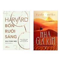Combo 2 cuốn: Harvard Bốn Rưỡi Sáng+ Nhà Giả Kim (Kỹ Năng Mềm)