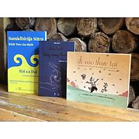 Combo 3 cuốn Kinh Vua Của Định, Đi Vào Thực Tại và Chữa Lành Bằng Năng Lượng