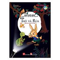 Cuốn sách mang lại những thước phim sống động cho bé: Sách Chiếu Bóng - Cinema Book - Rạp Chiếu Phim Trong Sách - Thỏ Và Rùa