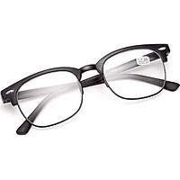 Kính viễn thị kính lão thị gọng thời trang cao cấp UNIQUIKVN190