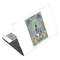 Miếng Dán Decal Dành Cho Laptop Mẫu Nghệ Thuật LTNT-449 cỡ 13 inch