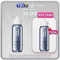 Tinh chất chống nắng bảo vệ da khỏi bụi mịn và ô nhiễm môi trường d program Allerdefense Essense 40ml – Mua 1 tặng 1
