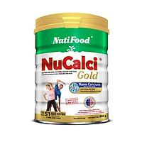 Sữa Nucalci Gold bổ sung canxi cho người từ 51 tuổi trở lên - 800g
