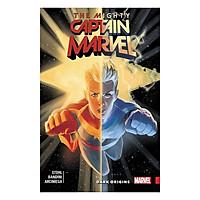 Marvel Comics: Dark Origins: Mighy Captain Marvel Vol 3