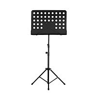 Portable Metal Music Stand Detachable Musical Instruments for Piano Violin Guitar Sheet Music