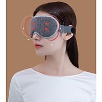 Mặt nạ xông hơi mắt 3D bằng USB thư giãn xua tan căng thẳng, giúp máu lưu thông, dưỡng mắt giảm quầng thâm, lựa chọn tốt cho làm đẹp và giấc ngủ sâu